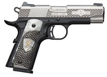 "Browning 1911-380 Black Label, .380 ACP, 3.62"" Barrel, 8rd, Pearl Grips, Black/Stainless"
