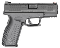 "Springfield XDM Instant Gear Up Package, 9mm, 3.8"", 19rd, Black"