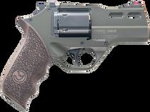 "Chiappa Rhino 30DS, .357 Mag, 3"", 6rd, Walnut Grips, OD Green"