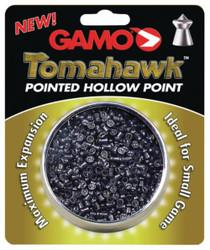 Gamo Tomahawk Pellets .177 Caliber Hollow Point 750 Per Tin