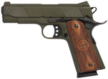 "Iver Johnson 1911 Hawk Commander, .45 ACP, 4.25"", 8rd, OD Green"