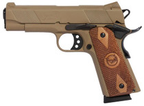 "Iver Johnson 1911 Hawk Commander, .45 ACP, 4.25"", 8rd, Coyote"