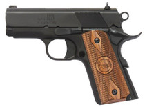 "Iver Johnson 1911 Thrasher Officer, 9mm, 3.1"" Barrel, 8rd, Black"