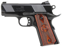 "Iver Johnson 1911 Thrasher Officer, 9mm, 3.1"" Barrel, 8rd, Blued"