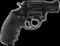 "Taurus 856 Ultra Lite, .38 Spl, 2"" Barrel, 6rd, Viridian Laser Grip, Black"