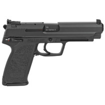 "HK USP45 Expert 45 ACP, 5"" Barrel, Polymer Frame, Black, 12Rd, 2 Magazines, Adjustable Sights"