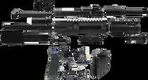 "TacFire 9mm Pistol Build Kit LPK ADC, 7.5"" Barrel Black Nitride, Exclusive"