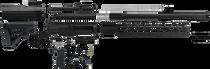 "TacFire 6.5 Creedmoor Rifle Build Kit, 18"" Barrel, 15"" M-LOK, Stainless"