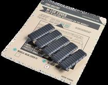 Strike M-LOK Cover V2 Polymer Black 5 Pack