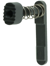 Strike Industries AR Enhanced Bolt Catch Steel Black
