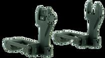 Strike Sidewinder Iron Sights AR-15 Black