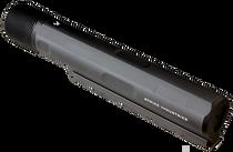 Strike AR Advanced Receiver Extension Mil-Spec 7075 T6 Aluminum Bla