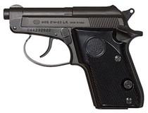 "Beretta Model 21 Tip Up 22 LR, 2.4"" Barrel, 7rd Mag, Matte Black"