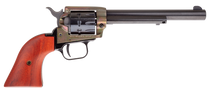 """Heritage Rough Rider Small Bored, .22 LR, 6.5"""", 9rd, SAO, Color Case-Hardened"""