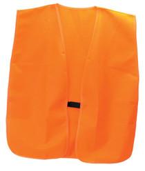 HME HME Safety Vest Polyester One Size Fits Most Orange