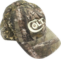 COLT CAP CAMO COLT LOGO VELCRO ADJUSTMENT ONE SIZE