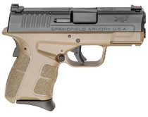 "Springfield XD-S Mod.2, .45 ACP, 3.3"", 5rd, Contrast Sights, Flat Dark Earth"