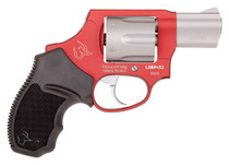 "Taurus 856 Ultra Lite Conealed Hammer, .38 Spl +P, 2"", 6rd, Stainless/Burnt Orange"
