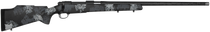"Nosler M48 Long-Range Carbon, .300 Win Mag, 26"", 4rd, Carbon Fiber MCS Elite Midnight, Sniper Grey"