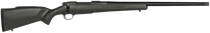 "Nosler M48 Mountain Carbon, .26 Nosler, 24"", 3rd, Carbon Fiber Granite Green, Tungsten Gray"