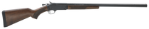 "Henry Singleshot, 45-70 Govt, 22"" Barrel, American Walnut, Blued"