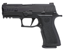 "Sig P320 X-Carry 9mm, 3.9"" Barrel, X-Ray 3 Sights, Black, 2x17rd Mags"