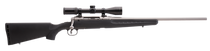 "Savage Axis XP 350 Legend Weaver 3-9x40 Scope, 18"" SS Barrel, Ergo Stock,"
