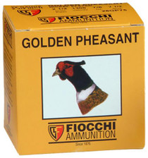 "Fiocchi Golden Pheasant Shotshells 28 Ga, 2.75"", 7/8oz, 7.5 Shot, 25rd/Box"