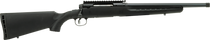 "Savage Axis II .300 Blackout, 16.125"" Barrel, Synthetic Black Stock, Black, 4rd"