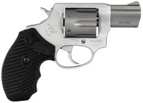"Taurus 856 Ultra Lite .38 Special, 2"" Barrel, VZ Cyclone Grips, Stainless Steel, 6rd"