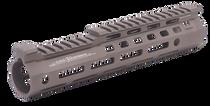 "Cloud CORv1 For OWL 6061-T6 Aluminum Flat Dark Earth Anodized 9.5"""