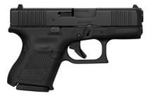 """Glock G26 Gen5 9mm, 3.43"""" Barrel, Glock Night Sights, 10rd"""