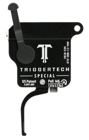 TriggerTech Special with Bolt Release Remington 700 Single-Stage Flat 1.00-3.50 lbs