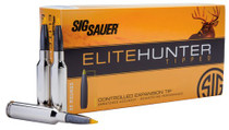Sig Elite Tipped Hunting, 30-06 Springfield, 165gr, Ballistic Tip, 20rd Box