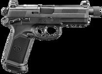 """FN FNX Vortex Venom Combo 45 ACP, 5.3"""" Barrel, Black Stainless Steel Slide, 15rd, 66100657"""