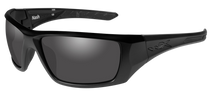 Wiley X Nash Grey/Black, Matte Black Frame