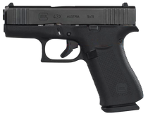 "Glock 43X 9mm, 3.41"" Barrel, AmeriGlo Night Sights, 2x10rd Mags"