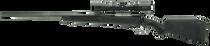 "Savage 110 Apex Hunter XP Left Hand 350 Legend, 18"" Barrel, 3-9x40mm Vortex Scope Installed, Black, 4rd"