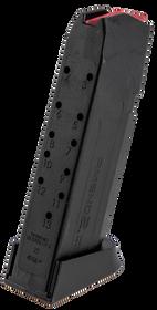 Amend Mag Glock 23, Black, 13rd
