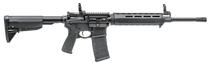 "Springfield Saint 5.56mm, 16"" Barrel, M-LOK, Bravo 6-Position Stock, 30rd"