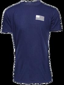 Glock OEM Shooting Sports Since 1986 Short Sleeve Shirt, Size Large, Navy