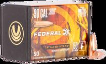 Federal Bullets .308 150gr, FUS, 100rd/Box