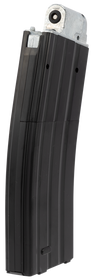 Crosman DPMS SBR Full Auto Magazine, 25 Round, Black