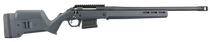 "Ruger American Magpul Hunter 308 Winchester 20"" Barrel, Magpul Short Action Fully Adjustable Stock Matte Black, 5rd"