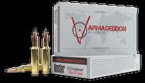 Nosler Varmageddon 6.5 Creedmoor 90gr, Flat Base Tip, 20rd/Box