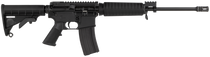 "Windham Weaponry Superlight SRC 223 Rem/556NATO, 16"" Barrel, 1:9 Twist, Black, 6 Position Stock, 1 Magazine, 30Rd"