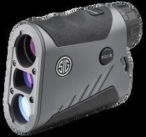 Sig Kilo1600BDX Laser Range Finder 6x22 Black