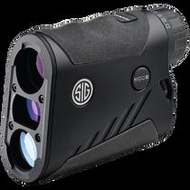 Sig Kilo1600 Laser Range Finder 6x22 Black