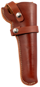 """Hunter 1100 Snapoff Heritage Rough Rider 6.5"""", Leather Brown"""