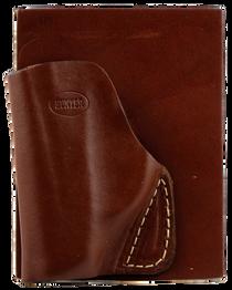 Hunter Pocket Taurus Spectrum, Leather Brown